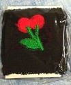CHERRY LOGO SWEATBAND- NEW!