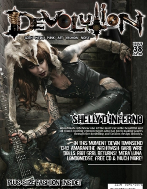 Devolution Magazine Issue 38