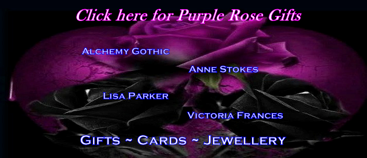 purple rose gifts